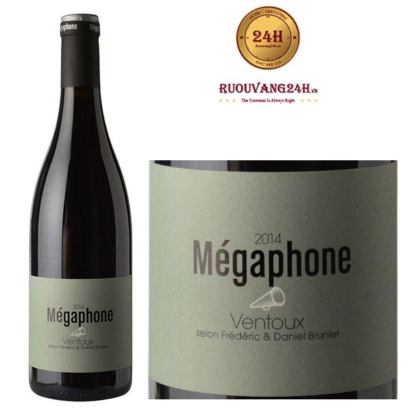 Rượu Vang Megaphone Ventoux