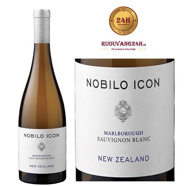 Rượu vang Nobilo Icon Sauvignon Blanc