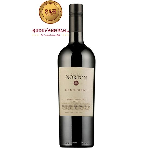 Rượu vang Norton Barrel Select Cabernet Sauvignon
