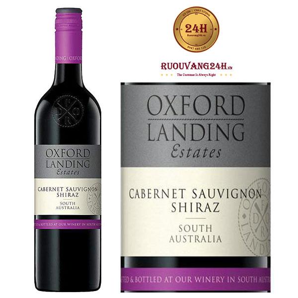 Rượu vang Oxford Landing Cabernet Sauvignon – Shiraz