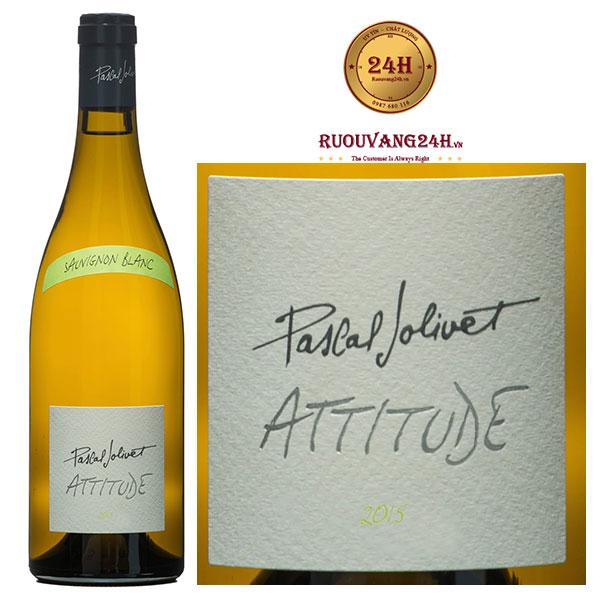 Rượu vang Pascal Jolivet Attitude Sauvignon Blanc IGP