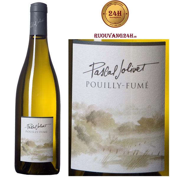 Rượu vang Pascal Jolivet Pouilly - Fume