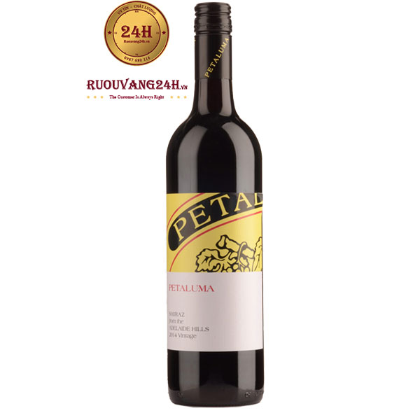 Rượu vang Petaluma White Label Shiraz
