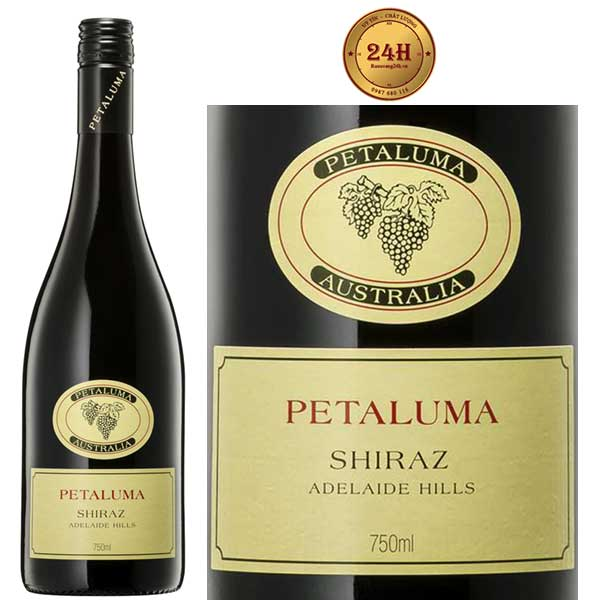 Rượu vang Petaluma Yellow Label Shiraz