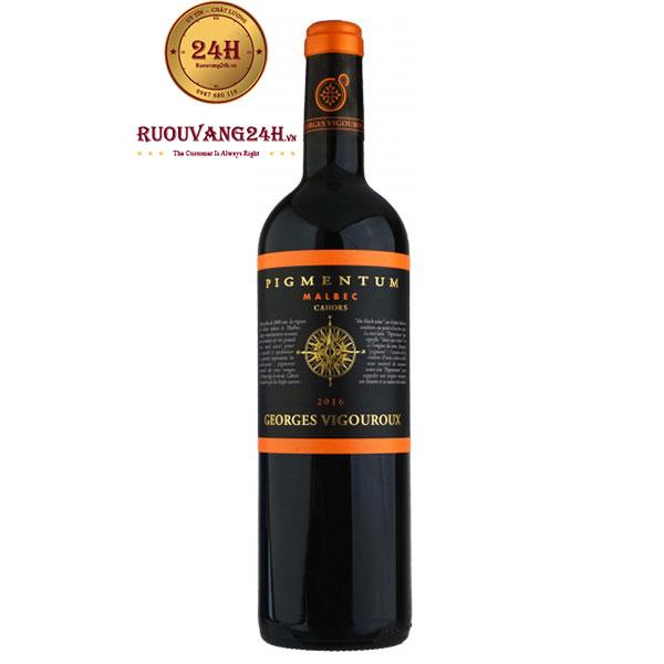 Rượu vang Pigmentum Malbec Georges Vigouroux