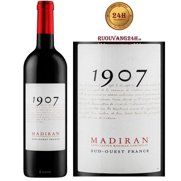 "Rượu vang Plaimont ""1907"" Madiran"