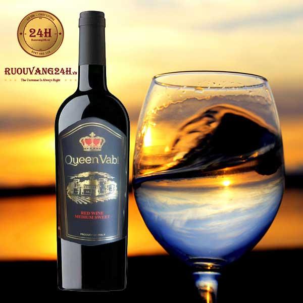 Rượu vang Queen Vabi