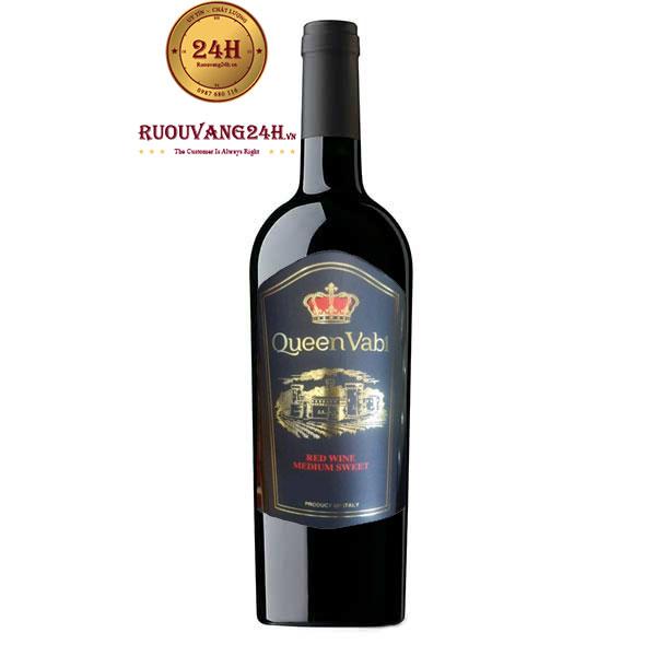 Rượu Vang Queen Vabi – Vang Ý Ngọt Đặc Sắc