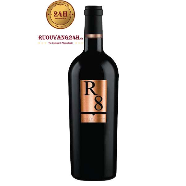 Rượu Vang R8 Vino Rosso D'Italia
