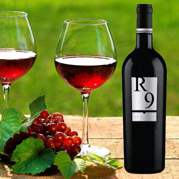 Rượu vang R9
