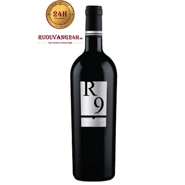 Rượu Vang R9 Primitivo – Rượu Vang 17 Độ