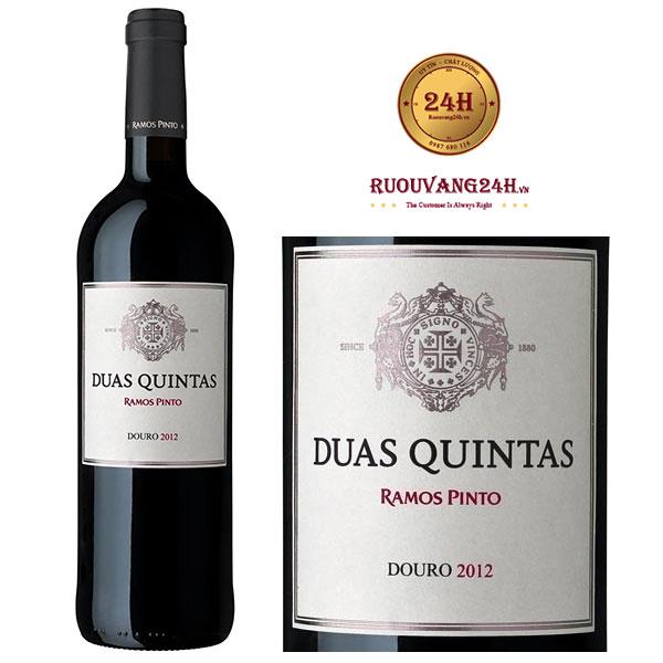 Rượu vang Ramos Pinto Duas Quintas Red DOC
