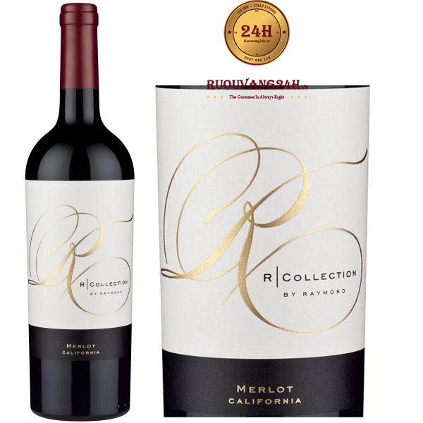 Rượu vang Raymond R Collection Merlot