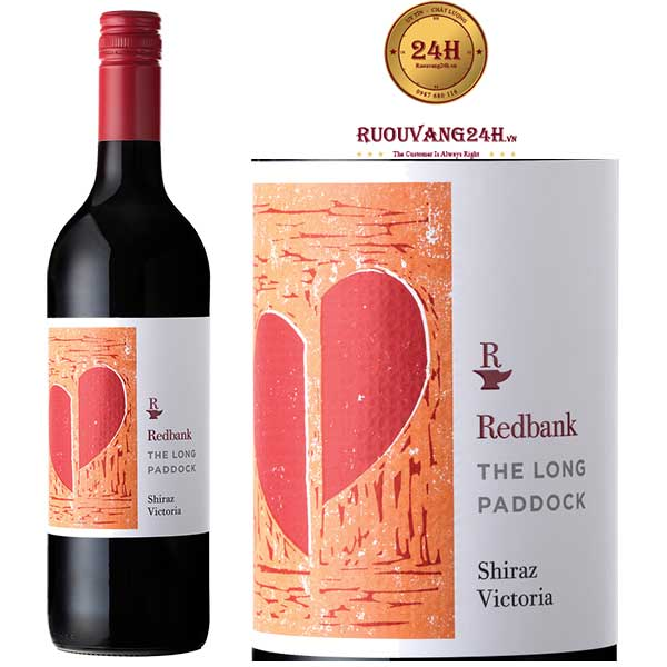 Rượu vang Redbank The Long Paddock Shiraz