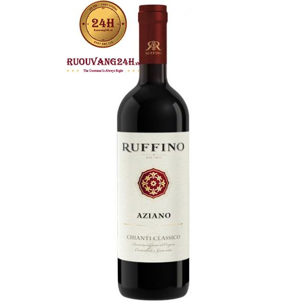 Rượu vang Ruffino Aziano Sangiovese – Blend