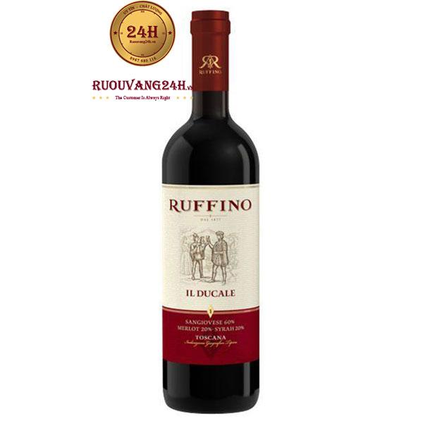 Rượu Vang Ruffino IL Ducale Sangiovese – Syrah – Merlot