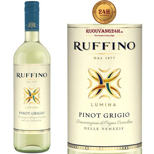 Rượu vang Ruffino Lumina Pinot Grigio