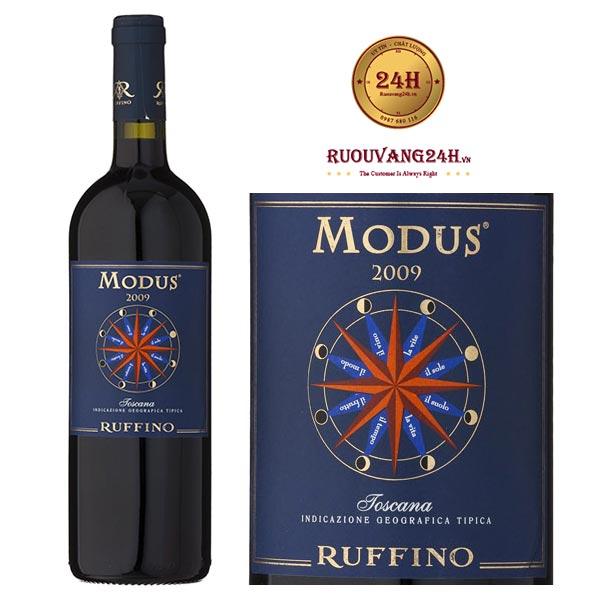Rượu Vang Ruffino Modus Toscana