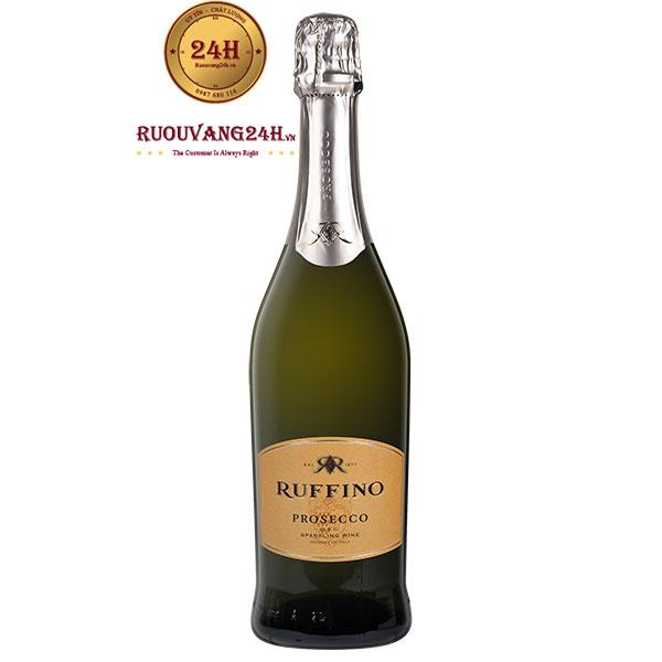 Rượu vang Ruffino Prosecco Extra Dry Glera