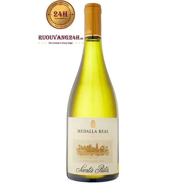 Rượu vang Santa Rita Medalla Real Chardonnay