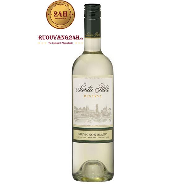 Rượu vang Santa Rita Reserva Sauvignon Blanc