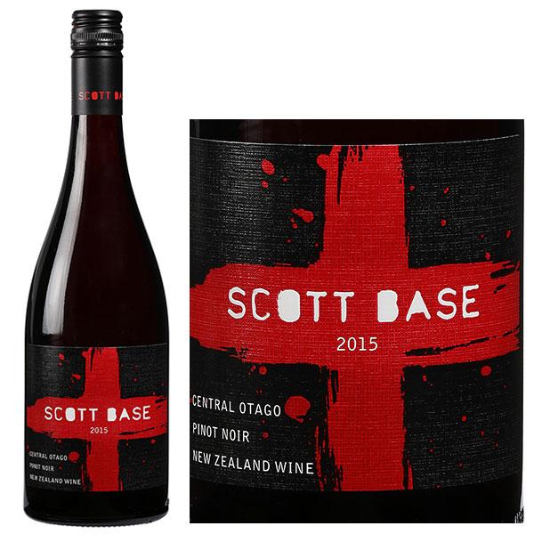 Rượu vang Scott Base Pinot Noir
