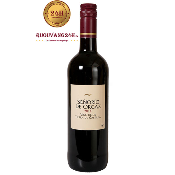 Rượu Vang SENORIO DE ORGAZ