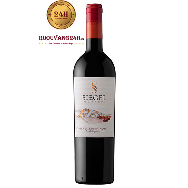 Rượu vang Siegel Special Reserve Cabernet Sauvignon