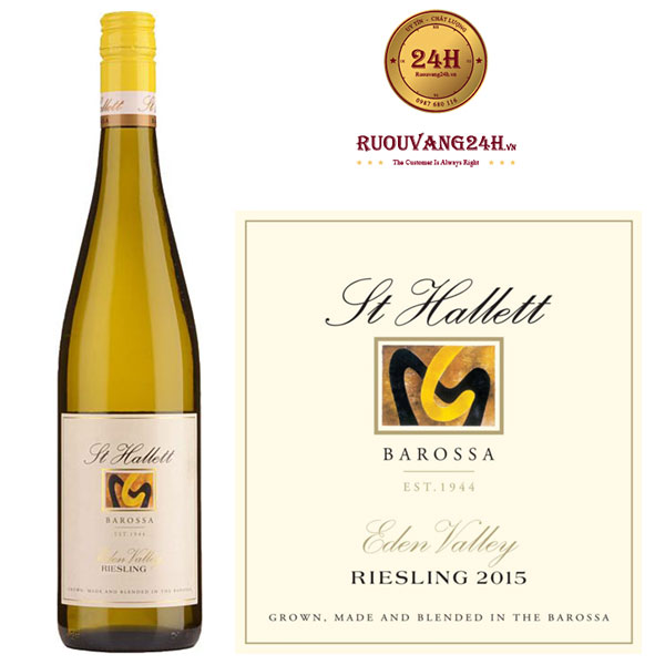 Rượu vang St Hallett Eden Valley Riesling