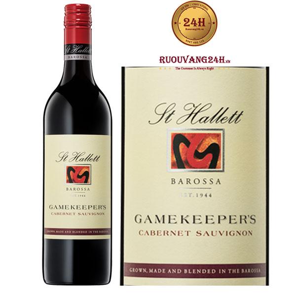 Rượu vang St Hallett Gamekeeper's Cabernet Sauvignon