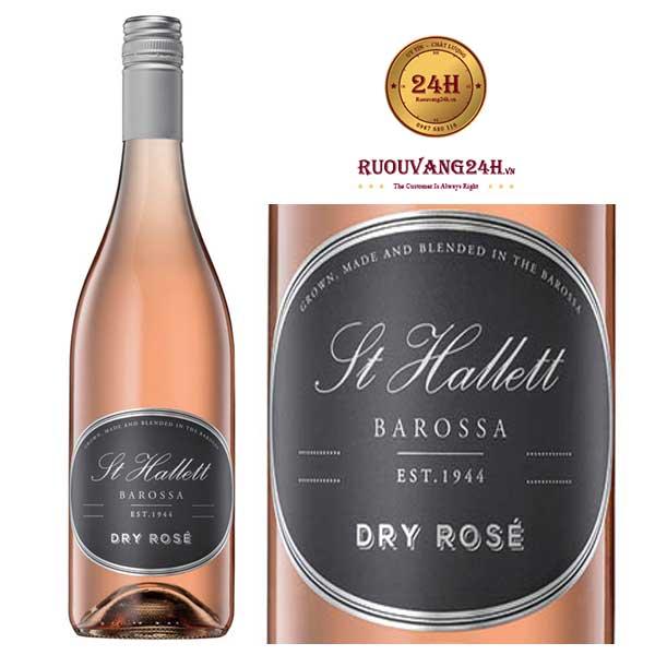 Rượu vang St Hallett Rosé Shiraz