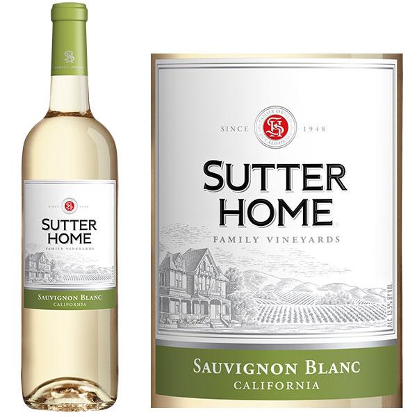 Rượu vang Sutter Home Sauvignon Blanc