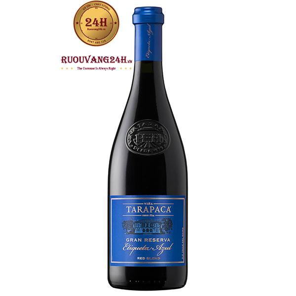 Rượu vang Tarapaca Gran Reserva Blue Label Cabernet Sauvignon