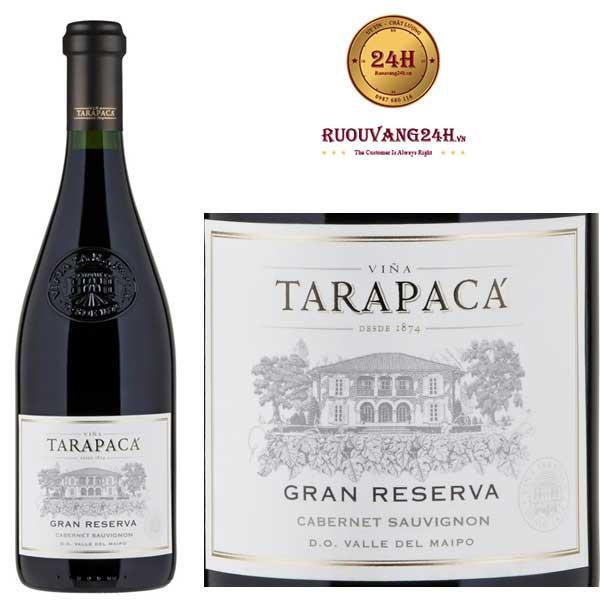 Rượu vang Tarapaca Gran Reserva Cabernet Sauvignon