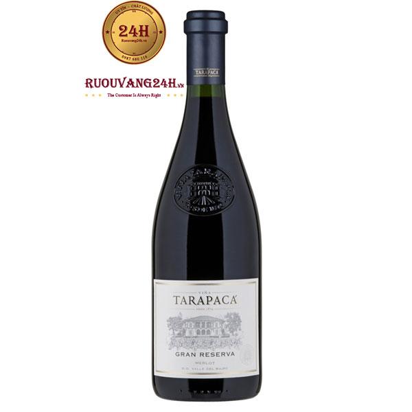 Rượu vang Tarapaca Gran Reserva Merlot