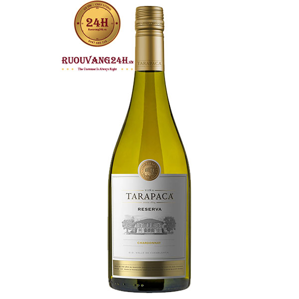 Rượu vang Tarapaca Reserva Chardonnay