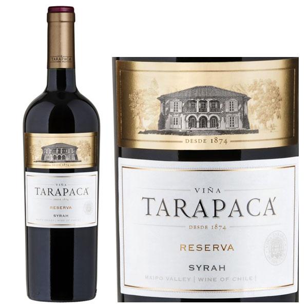 Rượu vang Tarapaca Reserva Syrah