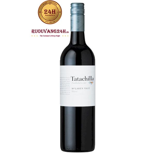 Rượu vang Tatachilla McLaren Vale Shiraz