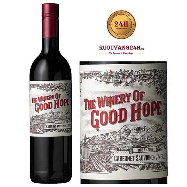 """Rượu vang The Winery of Good Hope """"OceanSide"""""""
