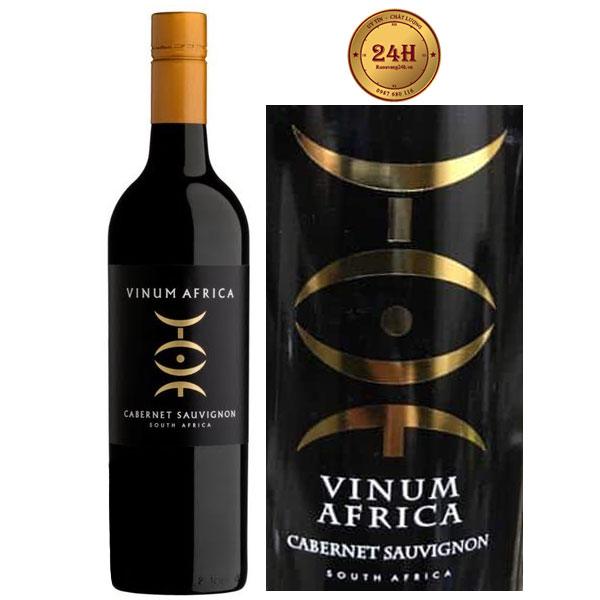 Rượu vang The Winery of Good Hope Vinum Africa Cabt Sauvignon