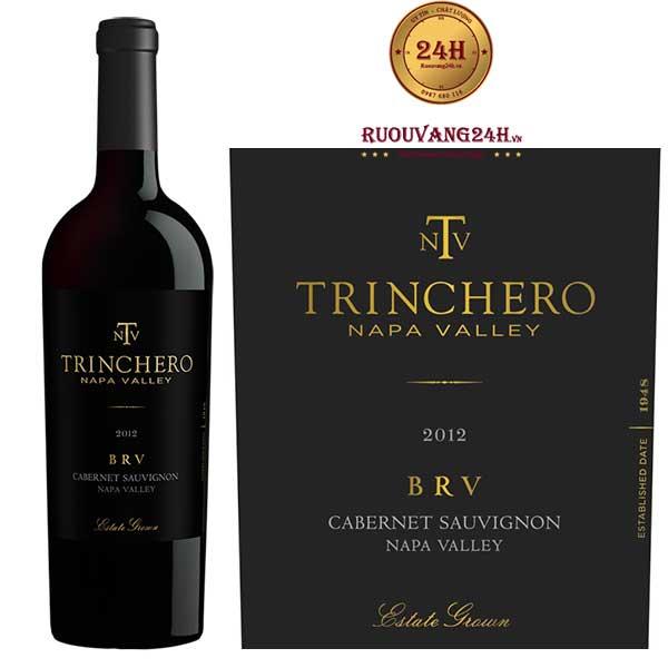 Rượu vang Trinchero Brv Cabernet Sauvignon