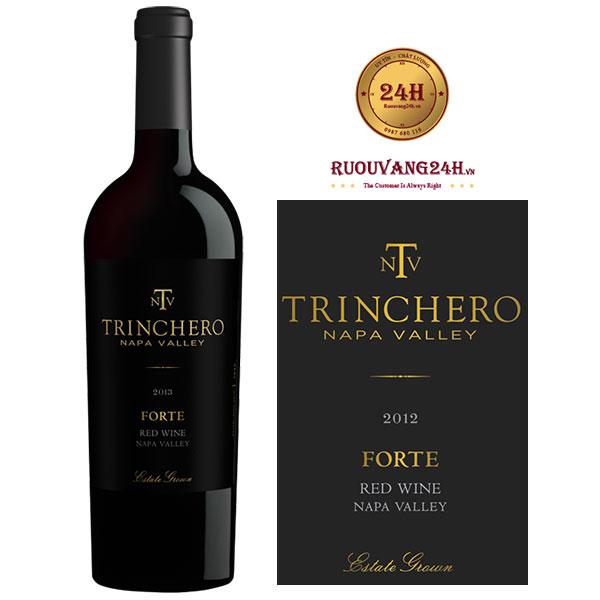 Rượu vang Trinchero Forte