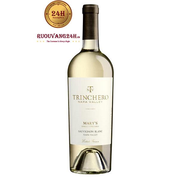 Rượu vang Trinchero Mary's Sauvignon Blanc