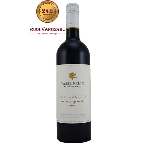 Rượu vang Vasse Felix Tom Cullity Cabernet Malbec