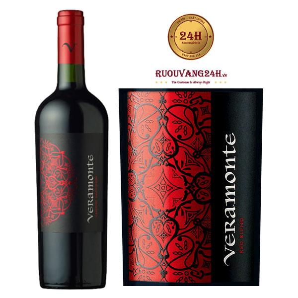 Rượu vang Veramonte Reserva Red Blend