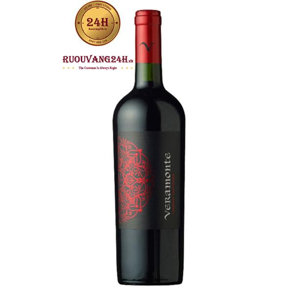 Rượu vang Veramonte Reserva Cabernet Sauvignon
