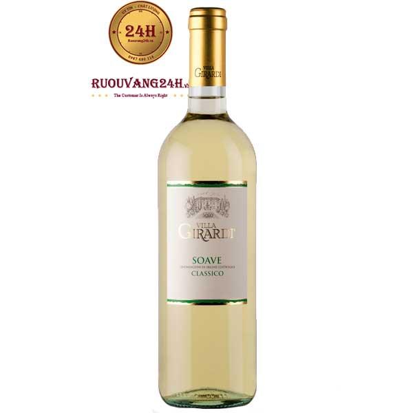 Rượu vang Villa Girardi Soave Classico