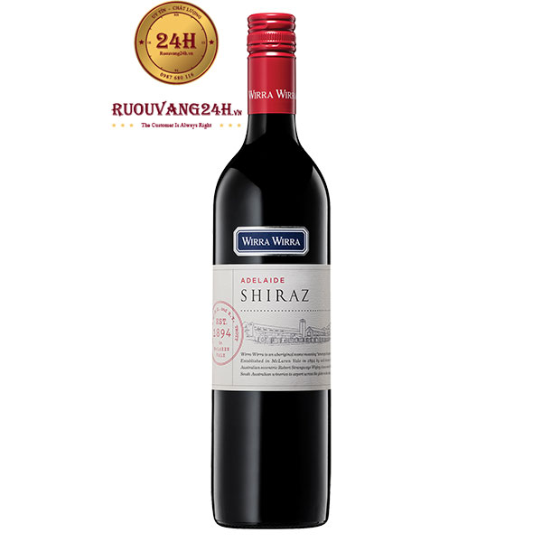 Rượu vang Wirra Wirra Adelaide Cabernet Sauvignon