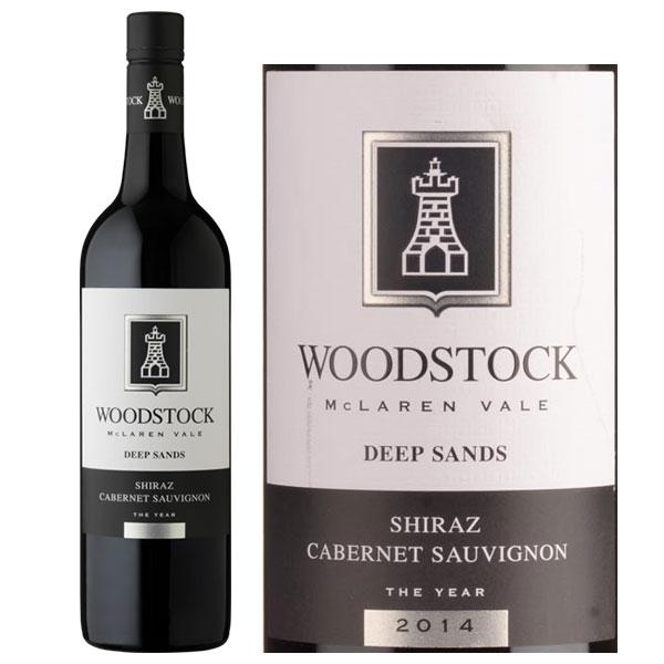Rượu vang Woodstock Shiraz