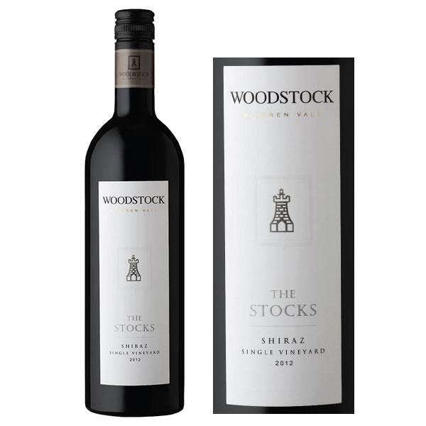 Rượu vang Woodstock The Stocks Shiraz
